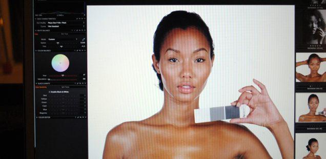 Makeup Artist Diary: Photoshoot with Dallas J. Logan & Rayuana Aleyce