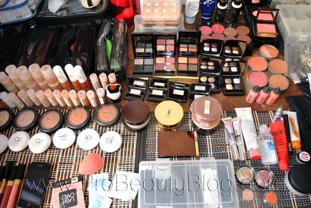 Kit Dump Makeup Victor Amos